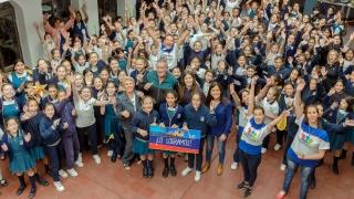 Olimpíadas del Conocimiento 2017:  la ULP sorprendió a los ganadores