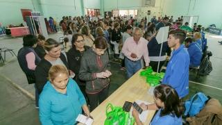 San Luis 3.0: culminó la segunda semana con 1.963 dispositivos entregados