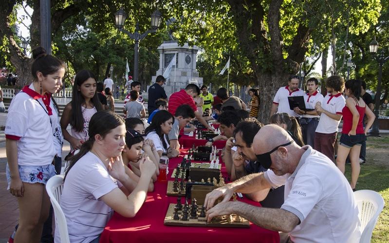 Ajedrez: La ULP lanzó la temporada 2017 con un gran torneo de verano