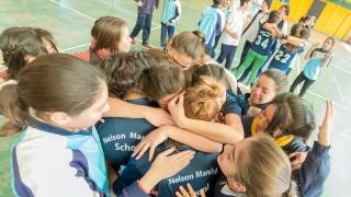 El equipo de handball femenino del Campus tuvo un gran debut