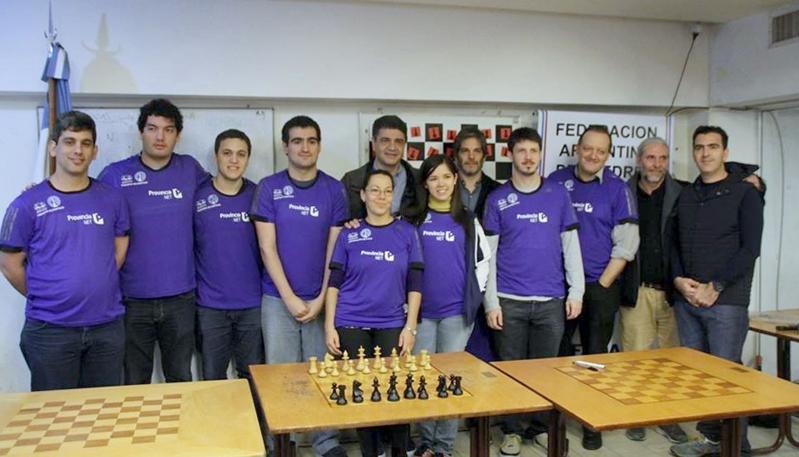 Flores y Martínez, rumbo a la competencia ajedrecística  más importante del año