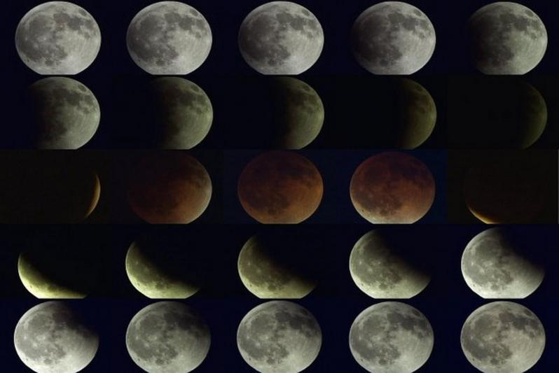 El próximo sábado se producirá el primer eclipse de Luna de 2015
