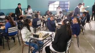 """La Copa Desafío 2015 se disputó en la Escuela N°423 """"Juan Manuel de Rosas"""""""