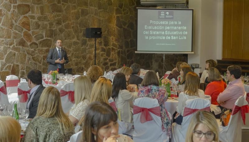 San Luis- UNESCO: un vínculo que se consolida en pos de la calidad educativa
