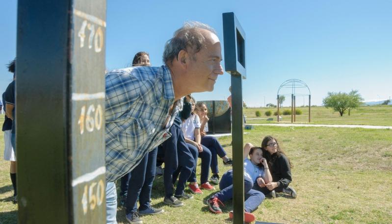 Disfrutá del cielo puntano en el Parque Astronómico
