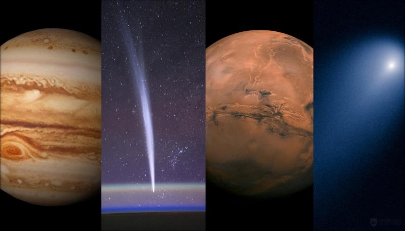 Noviembre en el cielo: un mes para disfrutar de los astros