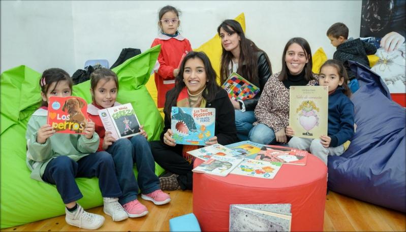 Los jardines de infantes de San Luis disfrutaron de las iniciativas de la ULP