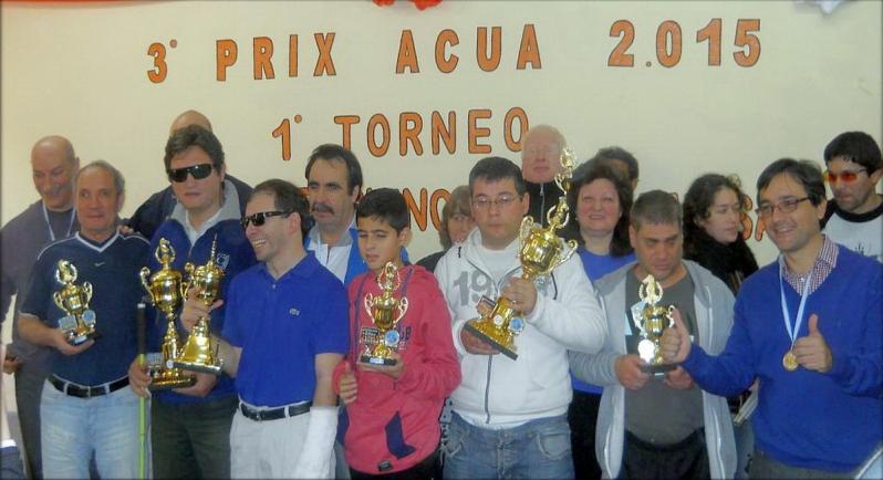 Destacada actuación de ajedrecistas ciegos en Formosa