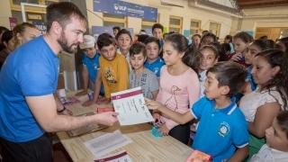 El Campus Abierto ULP reconoció a los alumnos de Nueva Galia y Candelaria