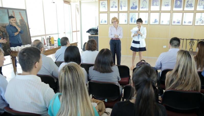 Más de 80 personas recibieron su certificado del Plan Anual de Capacitaciones en Calidad