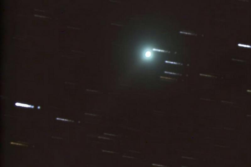 En el cielo de San Luis se podrá observar el cometa C/2019 U6 Lemmon