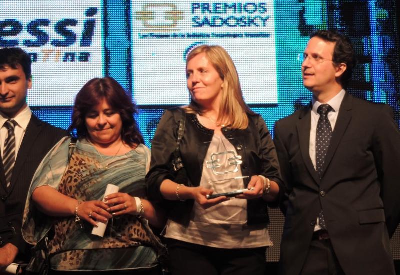 El Plan 20/30 se quedó con el Premio Sadosky Comunidad 2014