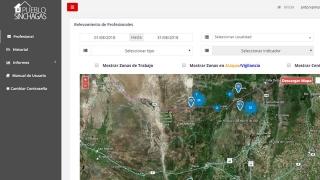 """La aplicación """"Pueblo sin Chagas"""" será presentada en San Juan"""