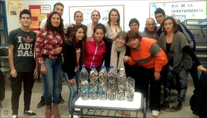 Misión cumplida: alumnos del PIE llegaron a la etapa final de A Toda Pila