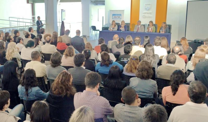 Premio Sadosky al Plan 20/30: el logro se festejó en San Luis