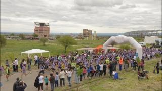 Más de 350 personas corrieron al ritmo de la Maratón ULP 10K