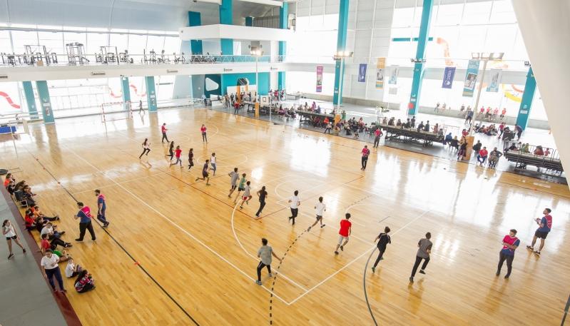 El Mapa Deportivo inició la segunda etapa en el Campus