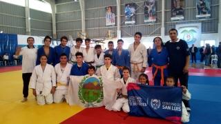El judo puntano brilló en Córdoba