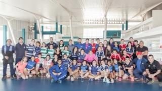 La Selección de Rugby Femenino de San Luis pasó por el laboratorio de biomecánica del Campus