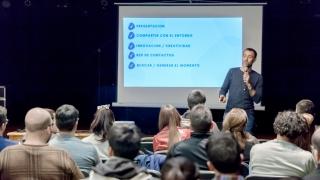 Especialistas en tecnología disertaron para jóvenes sanluiseños