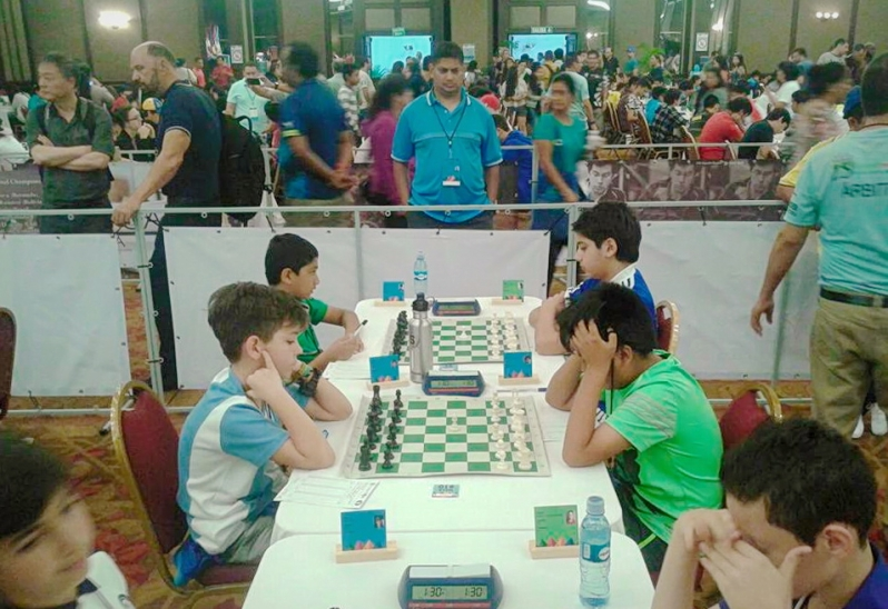 Panamericano: el ajedrez juvenil de la ULP suma importantes puntos en Costa Rica