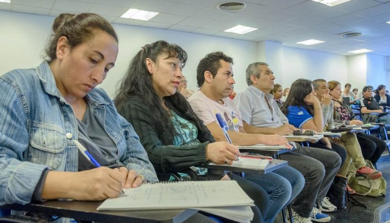 La ULP dicta una nueva capacitación destinada a beneficiarios  del Plan de Inclusión Social