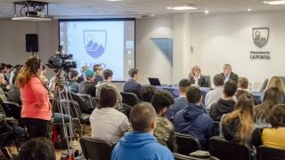 Se presentó la carrera de Técnico de Desarrollador de Software para alumnos de primer año