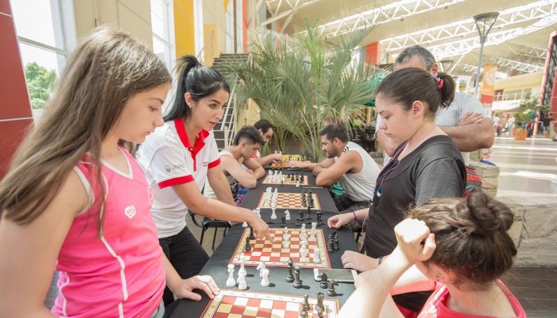 El ajedrez de la ULP, presente en la EDIRO
