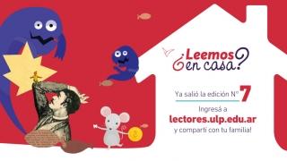 ¿Leemos en Casa?: la séptima edición de la revista digital infantil ya está disponible