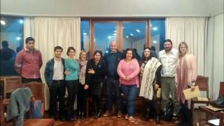 Las EPD Ranquel y Huarpe presentes en un encuentro sobre educación intercultural bilingüe