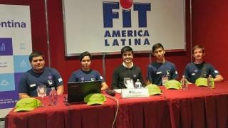 La implementación de la robótica en San Luis fue expuesta en la FIT