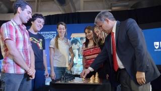 Histórico: arrancó el torneo que reúne por primera vez al equipo olímpico argentino