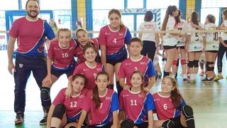El Campus ULP presentó sus equipos de vóley femenino Sub 13 y Sub 15