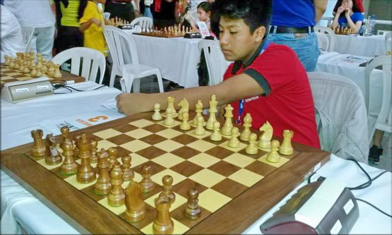 San Luis hizo podio en Colombia
