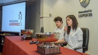 """""""El apoyo que San Luis le brinda al ajedrez no se ve en el resto de la Argentina"""""""