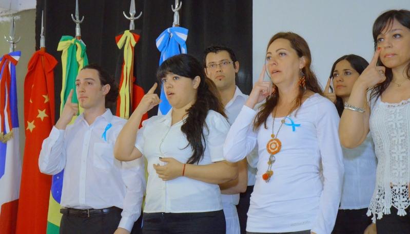 Lengua de señas y español para sordos:  la propuesta inclusiva del Instituto de Idiomas