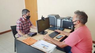 Inauguraron un Centro de Emisión CIPE en Fortuna