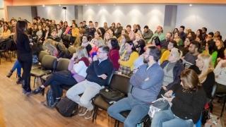 Casi 200 docentes asistieron a una capacitación sobre herramientas digitales