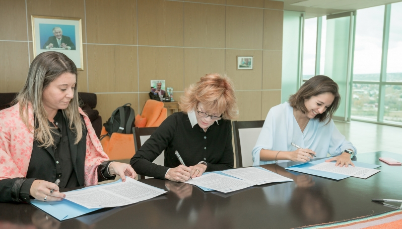 Alumnos de la ULP realizarán sus prácticas pre profesionales en el Ministerio de Medio Ambiente.
