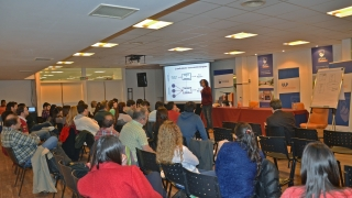 Tres jornadas a pura innovación y creatividad en la ULP