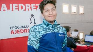 Gran actuación de Pablo Acosta: subcampeón entre 1.100 ajedrecistas