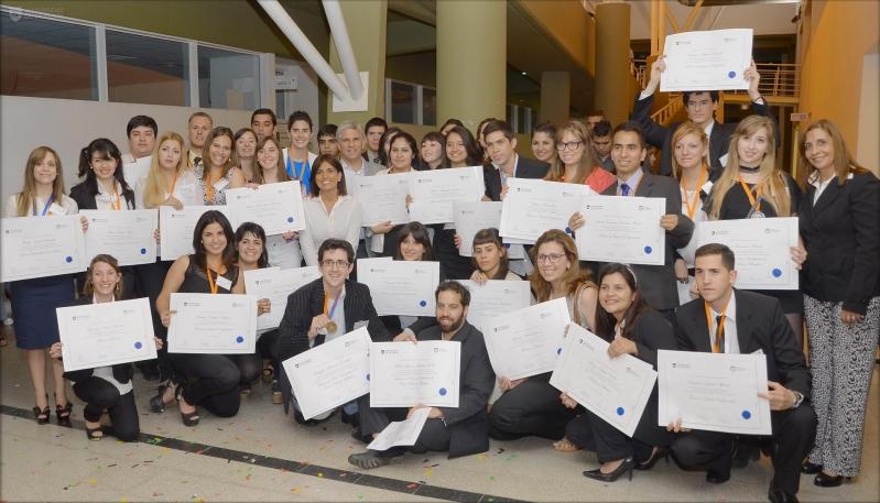 Egresados ULP: nuevos profesionales que se abrazan al futuro
