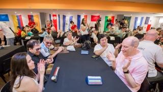 Inició el 7° Panamericano de Ajedrez para Ciegos y Disminuidos Visuales