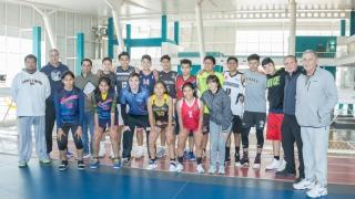 Básquet: la selección juvenil de Cochabamba se prepara en el Campus ULP
