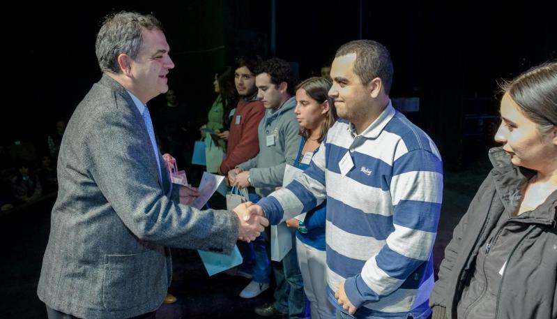 300 alumnos del Plan de Inclusión Educativa  recibirán su diploma y analítico definitivo