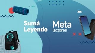 Este martes inicia un nuevo certamen de Sumá Leyendo y Meta Lectores