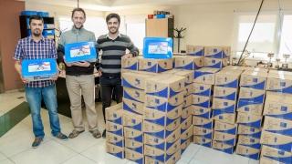 La ULP adquirió nuevos kits para fortalecer la robótica en todo el territorio puntano