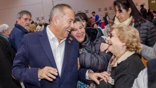 Plan San Luis 3.0: la ULP acompañó la entrega de tablets en La Punta