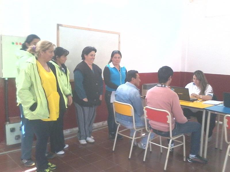 Informate cuáles son las sedes de inscripción del departamento San Martín