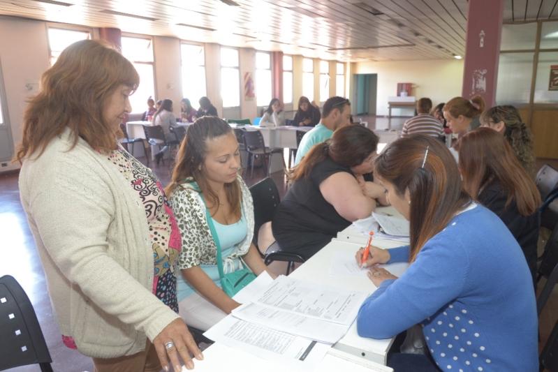 Continúan las inscripciones del Plan de Inclusión Educativa en toda la provincia